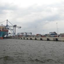 Obowiązek awizacji samochodów ciężarowych w gdańskim terminalu kontenerowym
