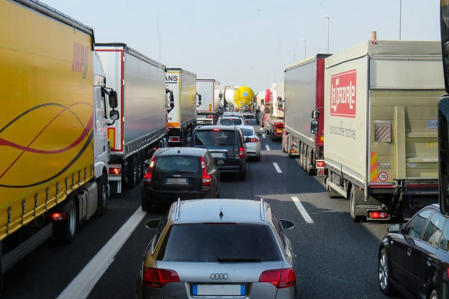 Ograniczenia w ruchu ciężarówek w czerwcu 2017