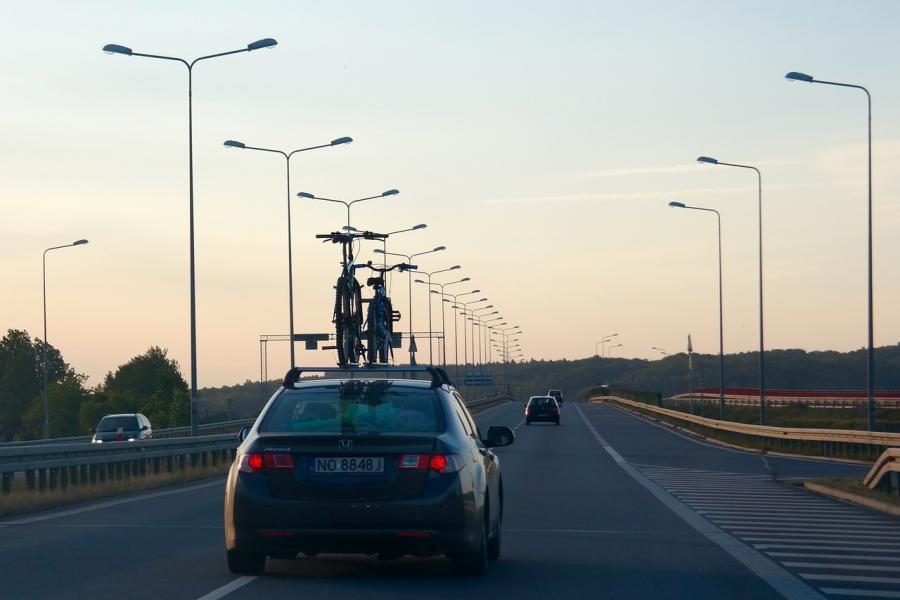 Porady GDDKiA dla podróżujących po Polsce