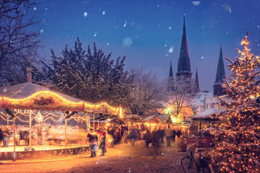 7 europejskich jarmarków Bożonarodzeniowych, które warto odwiedzić!