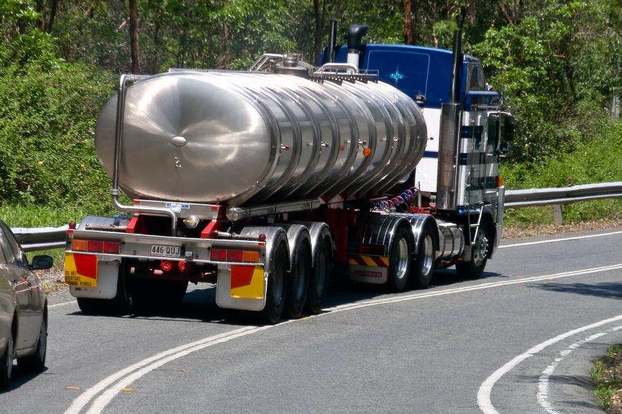 Uwaga kierowcy ciężarówek - utrudnienia w Bezledach