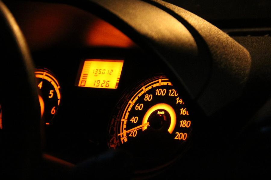 Rusza odcinkowy pomiar średniej prędkości