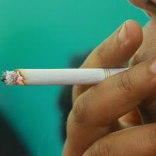 Zakaz palenia w kabinach samochodów ciężarowych