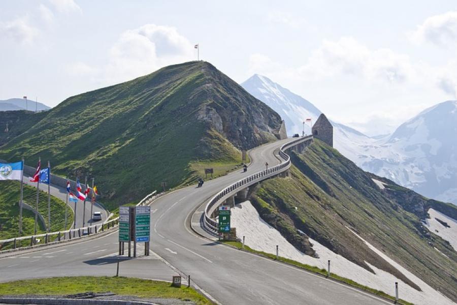 Austriackie plakietki ekologiczne